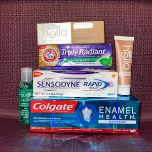NWT - Dental Care Bundle